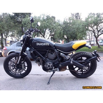 Ducati Scrambler Full Throtle