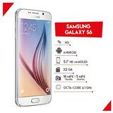 Celular Samsung Galaxy S6 . Liberado + Garantía