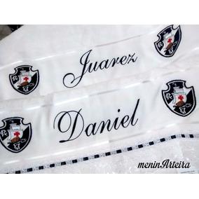 Toalha De Banho - Time Vasco - Personalizada Futebol