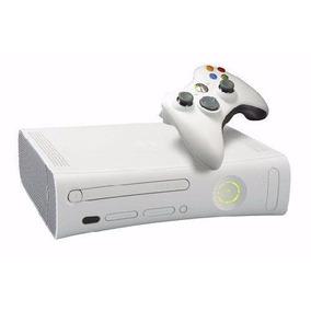 Xbox 360 250gb Branco - Destravado