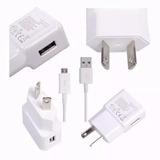Cargador Celular Usb 5v 2a + Cable Micro Usb - San Isidro
