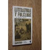 Augusto Raul Cortazar - Literatura Y Folklore Tomo 1