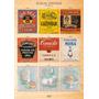 Placas Decorativas Vintage Retro Cozinha Padaria Confeitaria