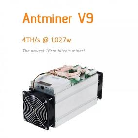 Antminer V9 Bitmain 4 Th/s + Fonte De Alimentacao