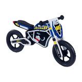 Bicicleta De Equilibrio Bike Kids + Casco De Regalo