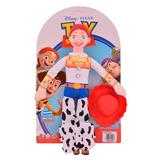Peluche Soft Jessie Toy Story Jtd Dny3051
