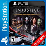 Injustice Gods Among Us Ps3 Ultimate Edition Digital (c2)
