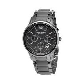 Relógio Empório Armani Ar1451 Preto + Promocional