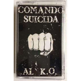 Comando Suicida -- Al Ko --cassette