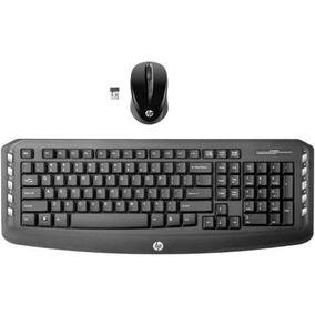 Kit Teclado Y Mouse Hp Inalambrico Wireless Tienda Ofic Hp
