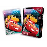 Puzzle Cars 3 - 70 Piezas 20 X 30 Cm Tv Educando