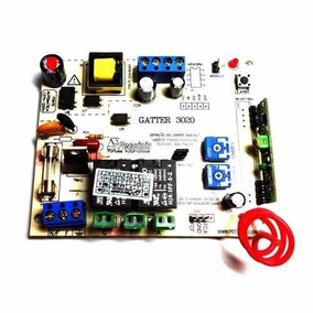 Kit Central Eletrônica 3020/3030 + Capacitor 12uf