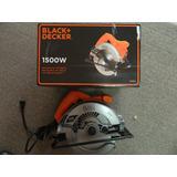 Sierra Circular 7 1/4 1500w Cs1024-b3 Black & Decker