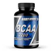 Bcaa 120 Comprimidos. Aminoácidos. Body Advance