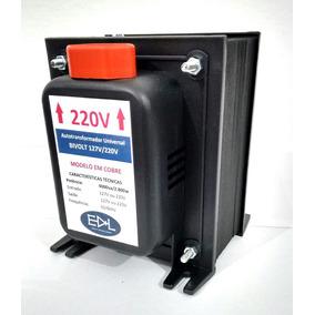 Conversor De Voltagem 110v 220v 4000va Em Cobre 2800 Watts