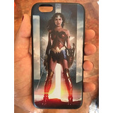 Wonder Woman 2 Diana Justice League Protective Silicone Rubb