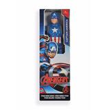 Marvel Avengers Capitan America Titan Hero Series 30cm