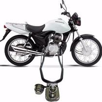 Engate Reboque Moto Cg Titan 125 150 Homologado Inmetro