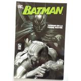 Comic Dc: Batman - Terror En La Torre Wayne. Ed. Unlimited