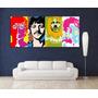 Beatles Cuadro Bastidor Canvas 180x80cm +muestras S/c Unico
