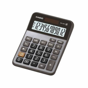 Calculadora De Mesa Casio Mx-120b 12 Digitos