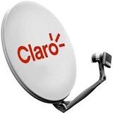 Antena Ku 60 Cm (sem Cabo E Sem Lnb) - Claro Ou Sky