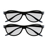 Lg Ebx61668501 3d Glasses 2 Pair Branded