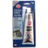 Silicón Gris Mega Grey Versachem Original Alta Temperatura