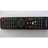 Control Remoto Para Pantalla Smart Tv Atvio + 4 Pilas Gratis