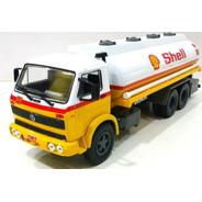 Miniatura Caminhão Vw 13130 Shell Escala 1/43