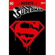 Cómic, Dc, La Muerte De Superman Ovni Press