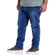 Calça Jeans Lycra Masculina Plus Size Tamanho Grande Pronta Entrega Reforçada Perfeita Promoção Lindas