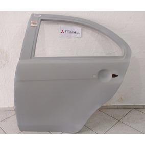 Porta Traseira Esquerda Em Fibra Original Lancer Evo X