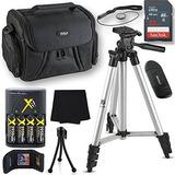 Kit Para Nikon Coolpix B500. L330. L340. L100. L110. L120