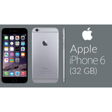 Iphone 6 32gb Space Gray - Novo - 1 Ano Garantia Lacrado