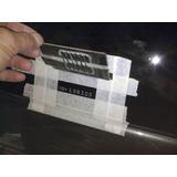 Grabado De Cristal Reglamentario Para Autos A Solo $ 190