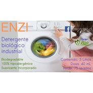 Detergente Ropa Biológico (hipoalergénico Sin Químicos)
