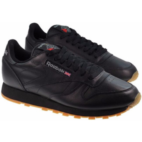 Tenis Reebok Classic Leather Negro O Blanco Originales
