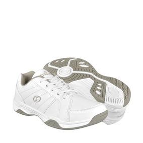 Tenis Casuales Spalding Para Mujer Blanco R364008-1