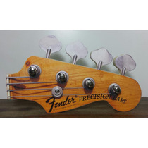 Fender - Precision Bass - Porta Chaves Artesanal Personal