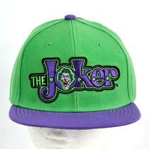 El Guason The Joker Dc Comics Gorra 100% Original