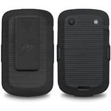 Amzer Shellster Funda Para El Blackberry Bold 9900, Blackber