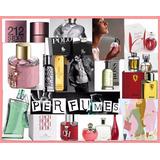 Perfumes Importados Pack X 5