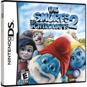 Jogo The Smurfs 2 Nintendo Ds 3ds Novo Lacrado