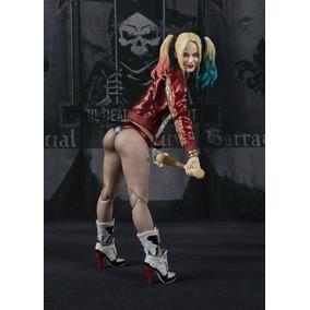 Harley Quinn Suicide Squad Bandai S H Figuarts Edição 2017