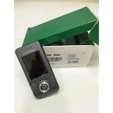Celular Sony Ericsson W580i Walkman Slide Bluetooth - Vt