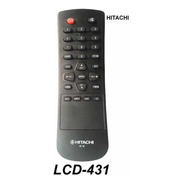 Control Remoto Tv Lcd Led Para Hitachi Lcd-431
