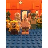 Lote Lego Bob Esponja 11 Minifigs