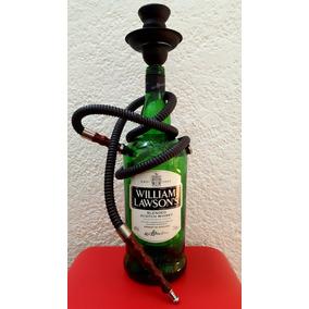 Hookah, Shisha, Narguila, Botella, William Lawsons, Whisky