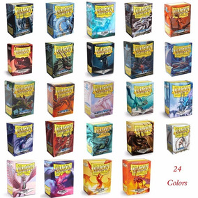 Dragon Shield Sleeves Magic Pokemon Kit Com 2 Caixas